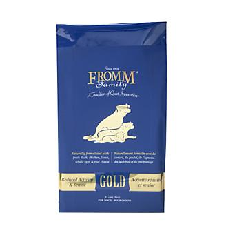 Fromm Gold Nutritionals Senior Dry Dog Food