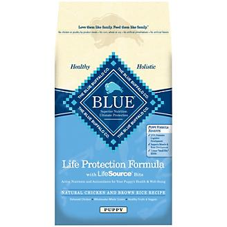 Blue Buffalo Life Protect Chicken Puppy Food