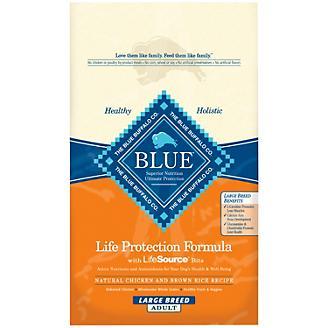 Blue Buffalo Life Protect Lg Breed Dog Food