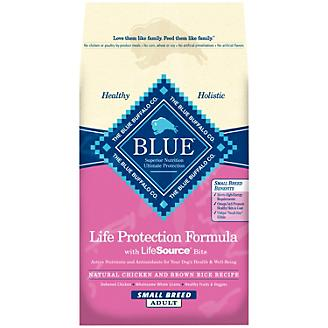 Blue Buffalo Life Protect Sm Breed Dog Food