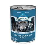 Blue Wilderness Dog Food 12pk