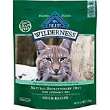 Blue Buffalo Wilderness Duck Dry Cat Food