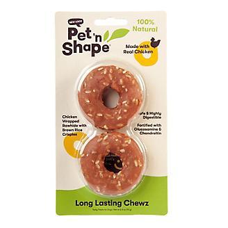 Pet n Shape Long Lasting Chicken Chewz Rings