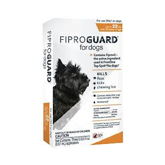 Fiproguard for Dogs 3 Month Supply