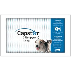Capstar For Dogs 6 Pack Dogcom