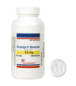 Enalapril Maleate Tablets for Dogs and Cats