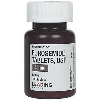 Furosemide Tablets 40mg