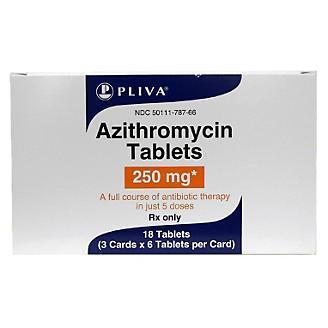 Azithromycin Tablets 250mg