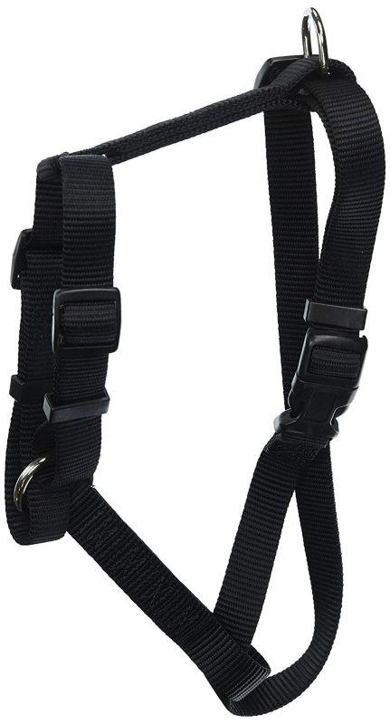 Kwik Klip Adjustable Dog Harness X-Small Black