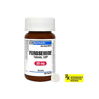 Furosemide Tablets 20mg