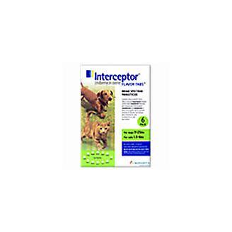 Interceptor Chew Tabs