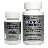 K BroVet Chewable Tablets