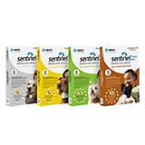 Sentinal Flavor Tabs for Dogs 2 to 10 lbs 1 ct