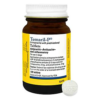 Temaril-P for Dogs