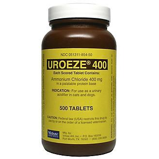 Uroeze Tablets 500 Count