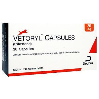 Vetoryl Capsules for Dogs