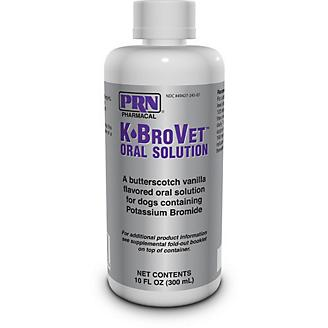 K BroVet Oral Solution 250 mg/ml 10 ounce