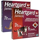 Heartgard Chewables for Cats - 6 ct
