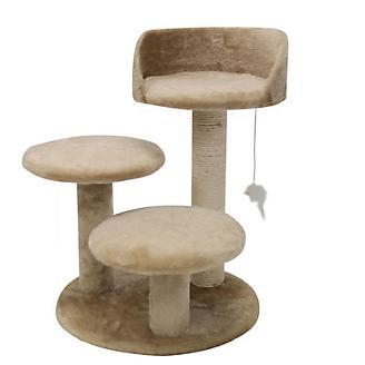 Majestic 27 Inch Casita Cat Furniture Tree