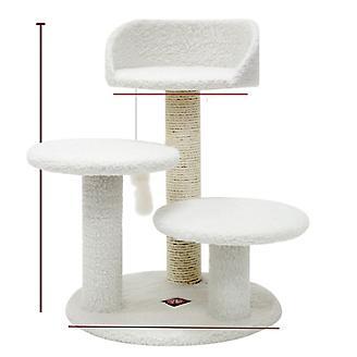Majestic 27 Inch Bungalow Cat Furniture Tree