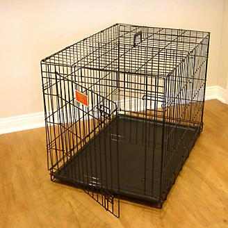 Majestic Single Door Wire Dog Crate
