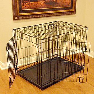 Majestic Double Door Wire Dog Crate