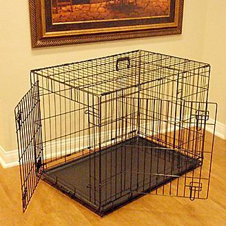 Majestic Double Door Wire Dog Crate