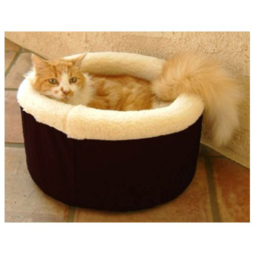 Majestic Cat Cuddler Pet Bed Medium Green