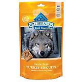 Blue Buffalo Wilderness Dog Biscuit