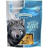 Blue Buffalo Wilderness Bites Dog Treat