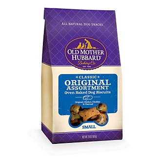 OMH Old Fashioned Small Asst Dog Treat