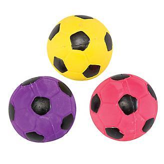 SPOT Latex 2-Inch Soccer Ball Dog Toy