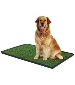 The Tinkle Turf Indoor Dog Potty - Dog.com
