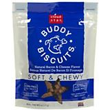 Soft and Chewy Buddy Biscuits