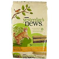 Image of Yesterday's News Original Cat Litter 30 lb