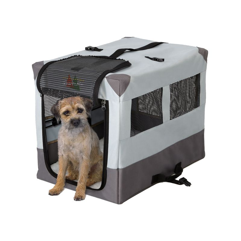 canine camper sportable dog crate - Soft Dog Crates