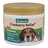 NaturVet Cranberry Relief Plus Echinacea - 50 gm