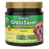 NaturVet GrassSaver Soft Chew Dog Treat