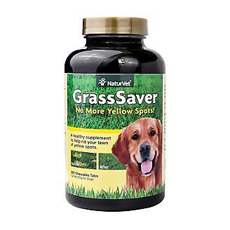 NaturVet GrassSaver Tablets Dog Supplement