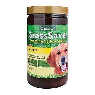 NaturVet GrassSaver Wafer Dog Supplement