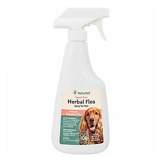 NaturVet Herbal Flea Pet Spray