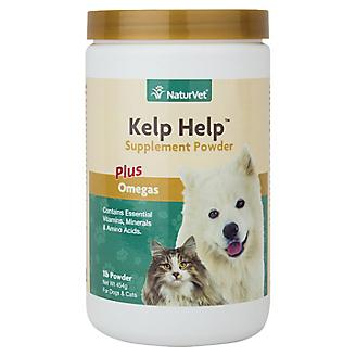 NaturVet Kelp Help Vitamin for Dogs and Cats