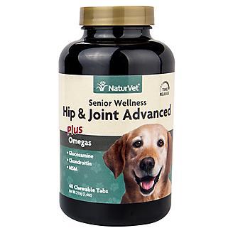 NaturVet Senior Dog Hip and Joint Support