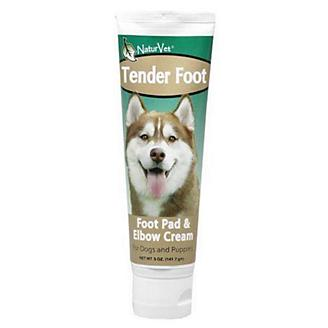 NaturVet Tender Foot Pad and Elbow Cream - 5 oz