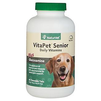 NaturVet VitaPet Senior Dog Vitamin