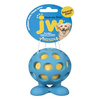 JW Pet Company Hol-ee Cuz Dog Toy