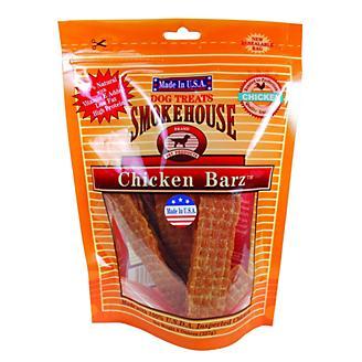 Smokehouse USA Prime Chicken Barz Dog Treat
