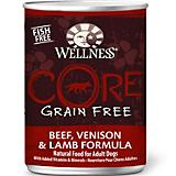 Wellness CORE Beef/Venison/Lamb Dog Food 12 Pk
