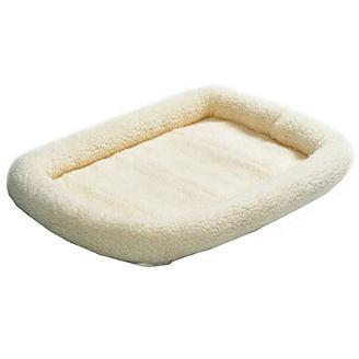 Midwest Quiet Time Fleece Pet Bed