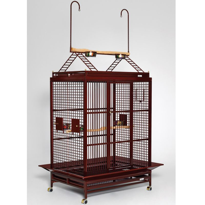 Avian Adventures Grande Playtop Bird Cage Plat